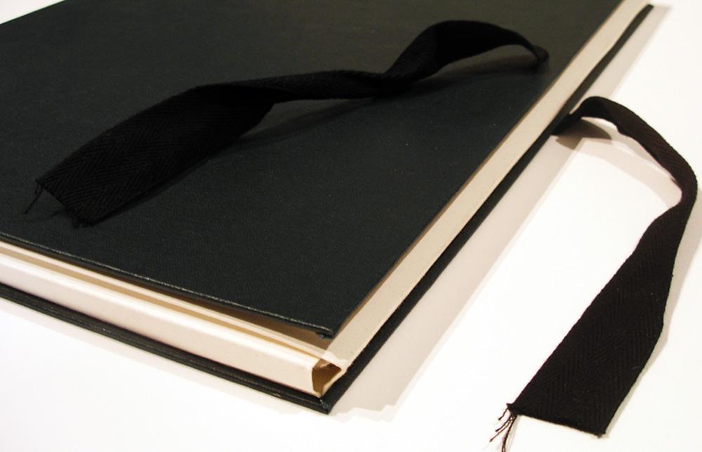 RMIT Printmaking exchange folio 1991,40 x 30 x 2 cm