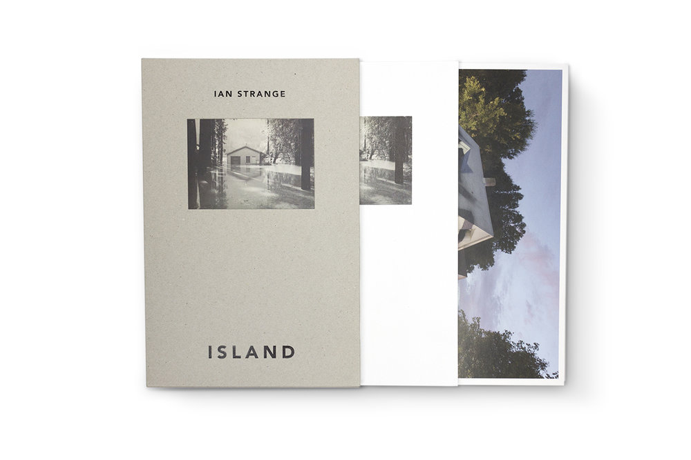 Ian Strange,  ISLAND , 2017, Limited edition Art publication 1st Edition/400, Published by PAMPAM, Australian edition published by Peachy Print