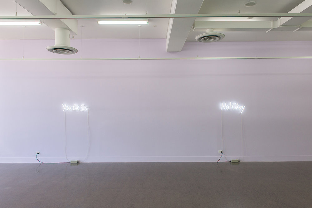 Kate Just, How I Will Change , Installation View, 2018