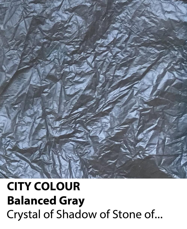 Chien-Ju Chia,  Balanced Gray, 2018