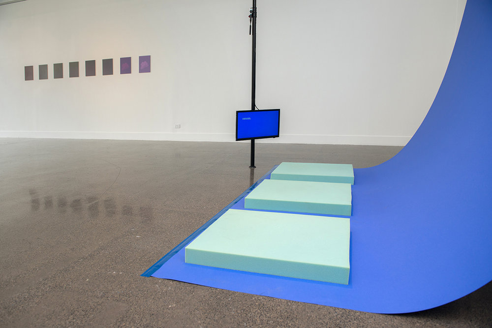 Significant Velocities,  Installation view, 2018