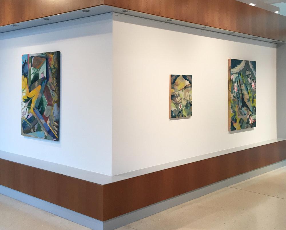 Jarryd Cooper, 2018 School of Art Leipzig Graduate Residency Awardee.