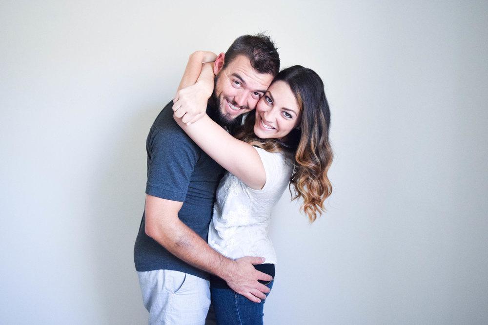 Andrew & Kelsey Van Kirk