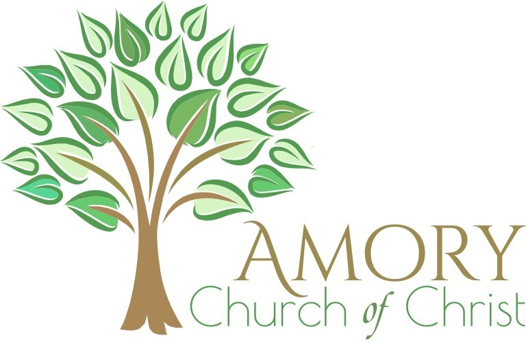 AMORY CHURCH of CHRIST
