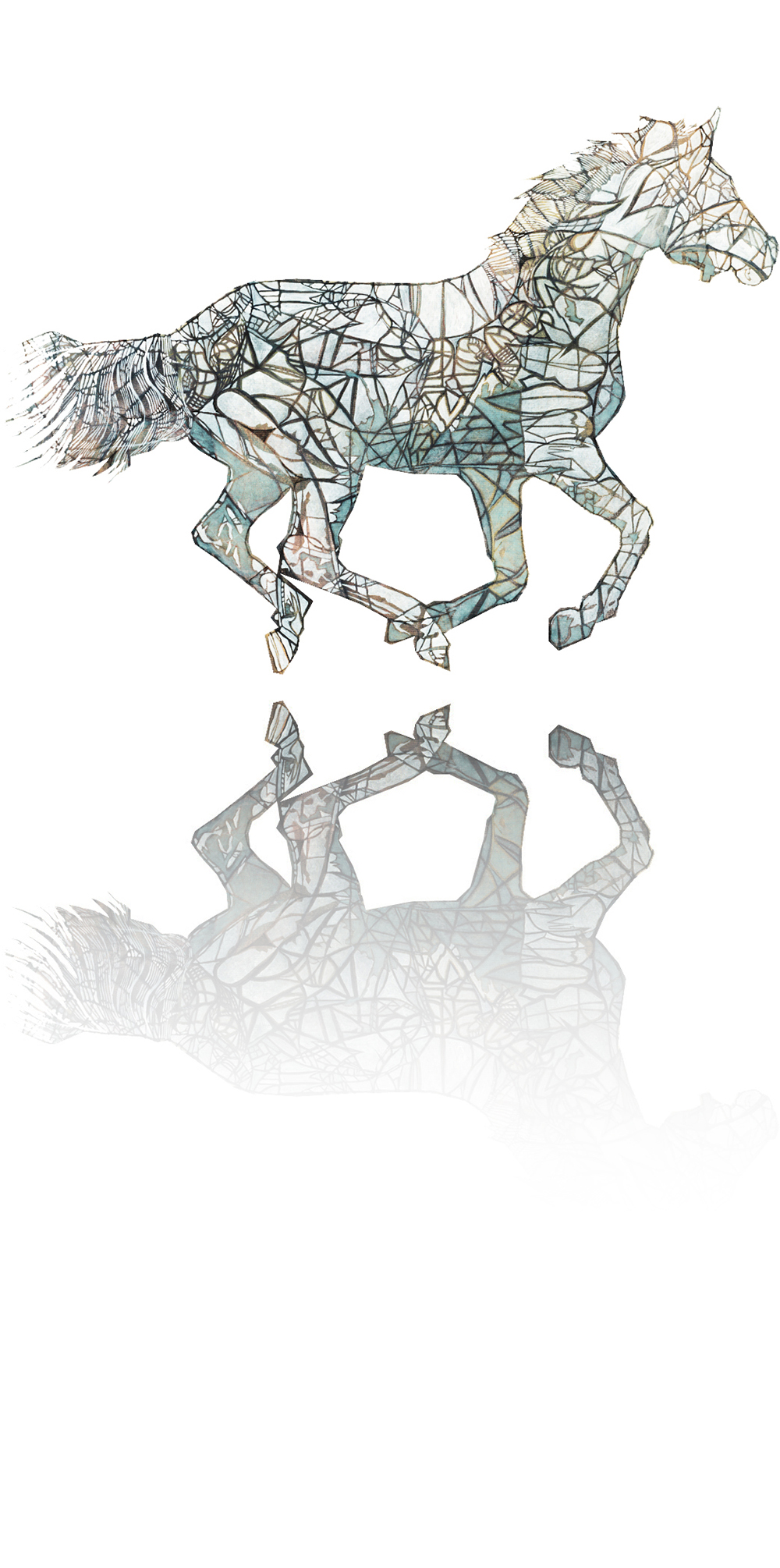 horse cutout w reflection.jpg