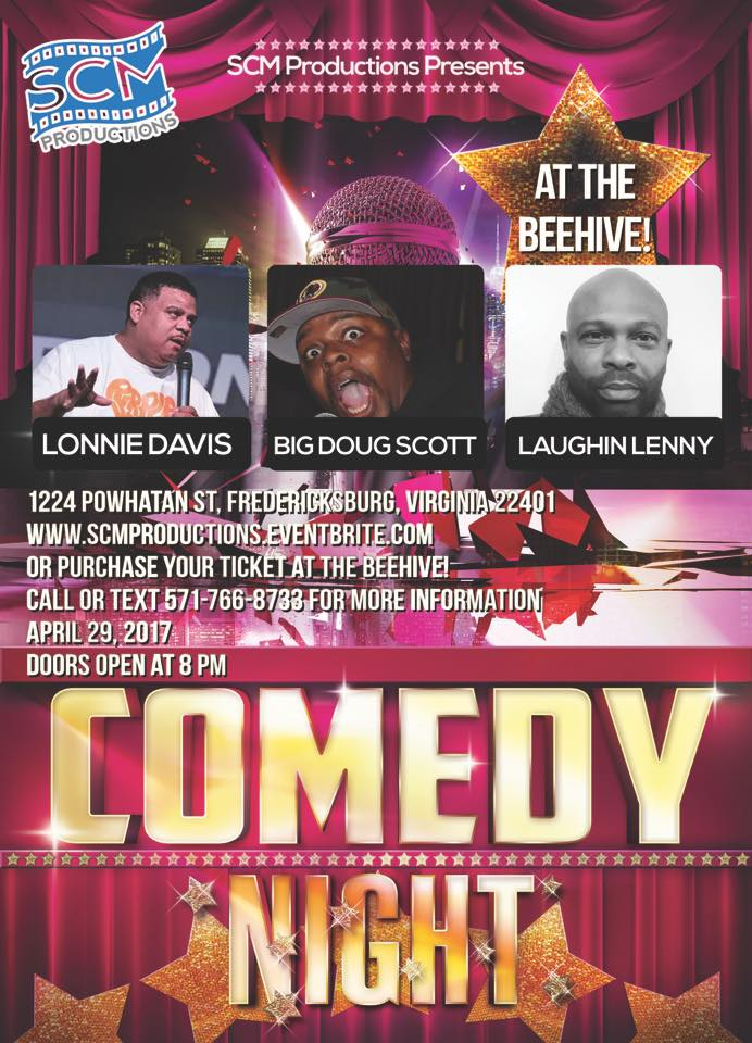 Comedy Night at the Beehive
