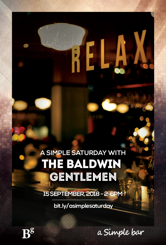 The Baldwin Gentlemen | A social club for gay men of color