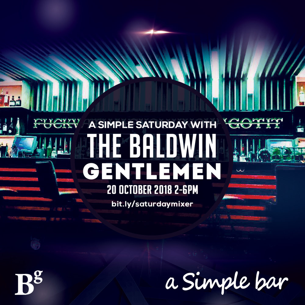 A Simple Saturday with The Baldwin Gentlemen. A lifestyle brand for gay men of color.