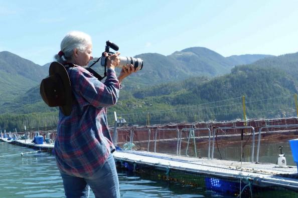 Alex photographing net pen.jpg