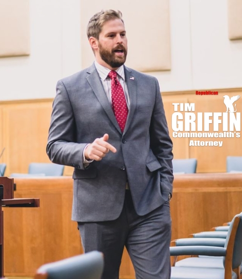 tim griffin for mayor