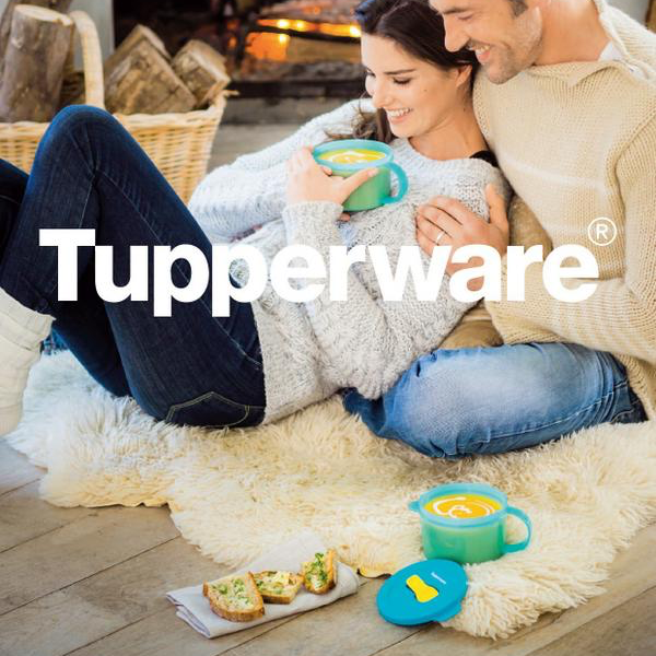 TUPPERWARE . APP DESIGN