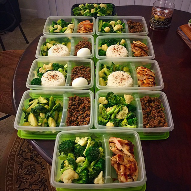 meal prepping the key to keeping your nutrition goals crossfit