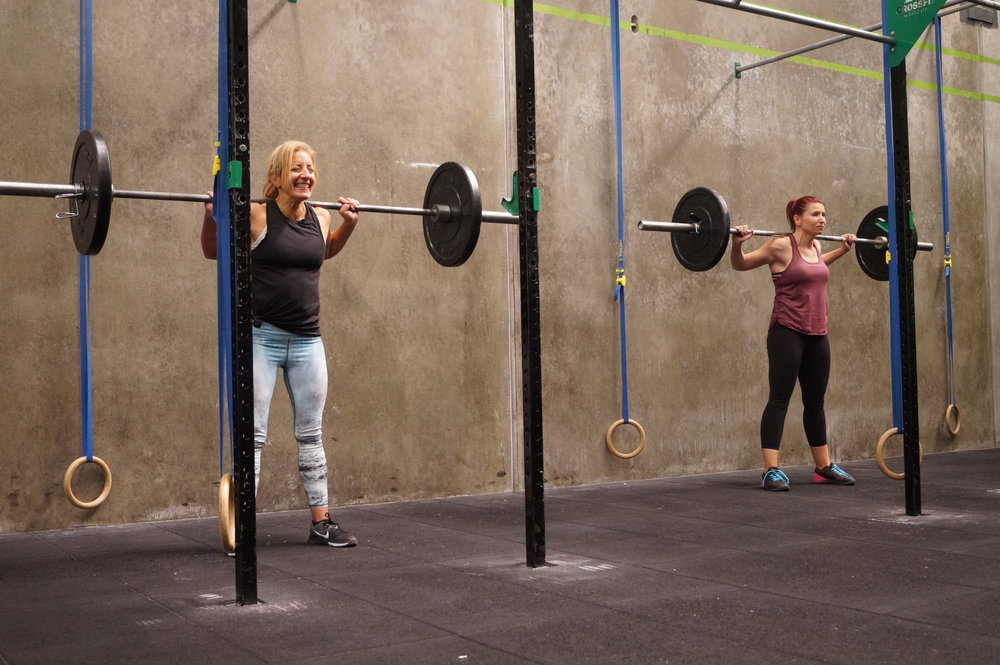 training men vs women part i what color is the dragon crossfit