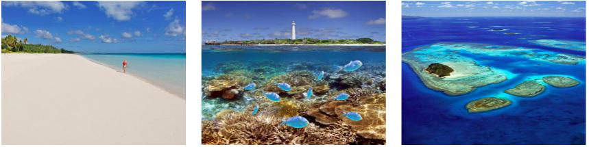 New Caledonia's Lagoon- New Caledonia Lagoon: Inspiring Images