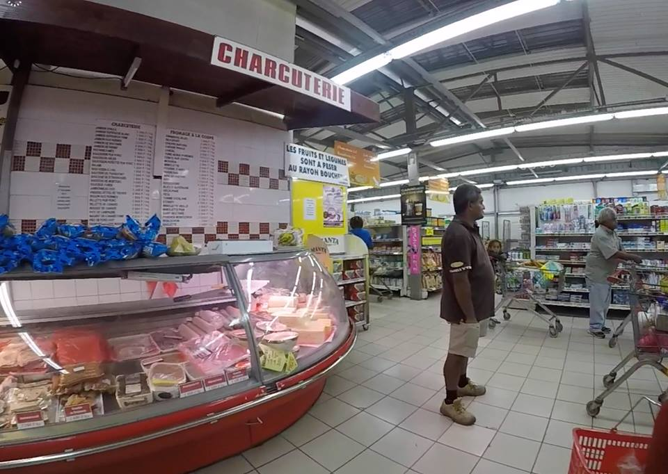The Supermarket in Lifou