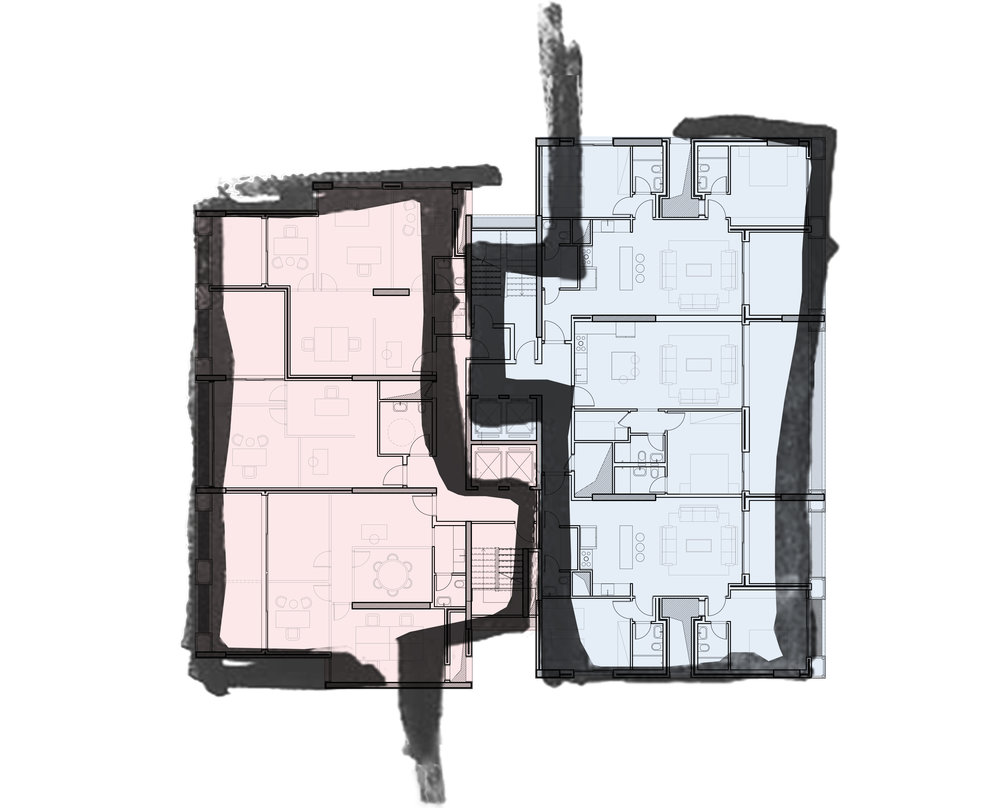 Residential Plan Conception