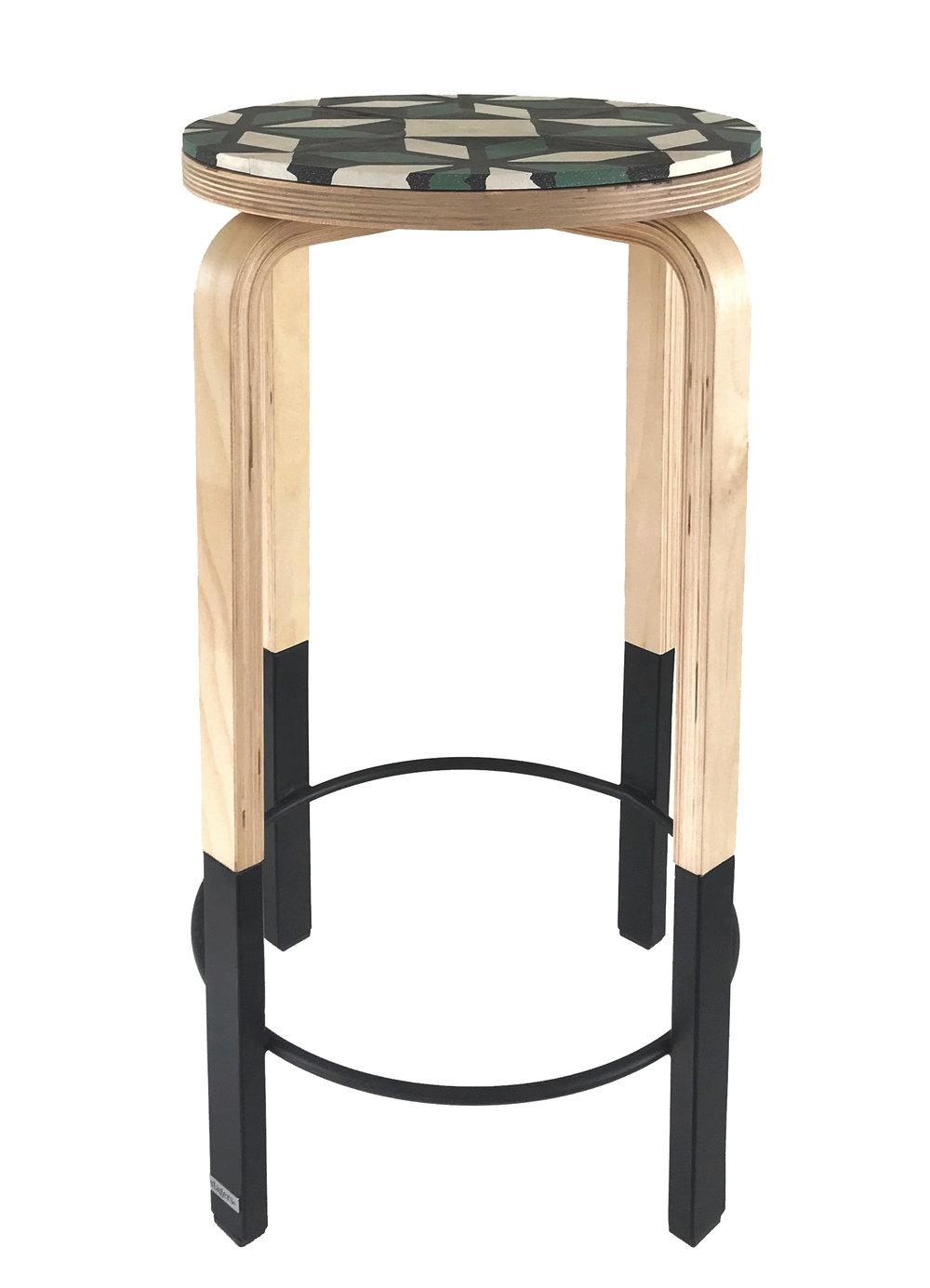 Green bar stool.jpg