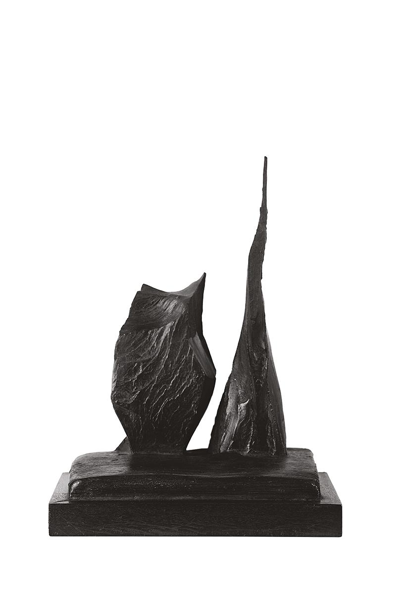 La Belle et la Bête — H 35 cm - L 20x10 cm