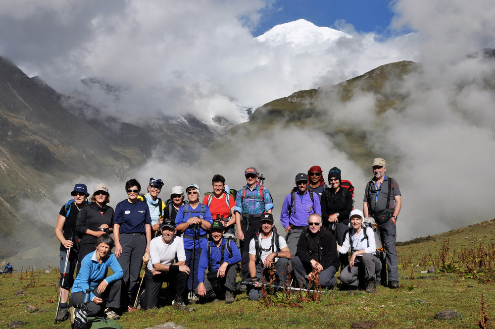 The Druk Path Trek Bhutan Scenic Tours