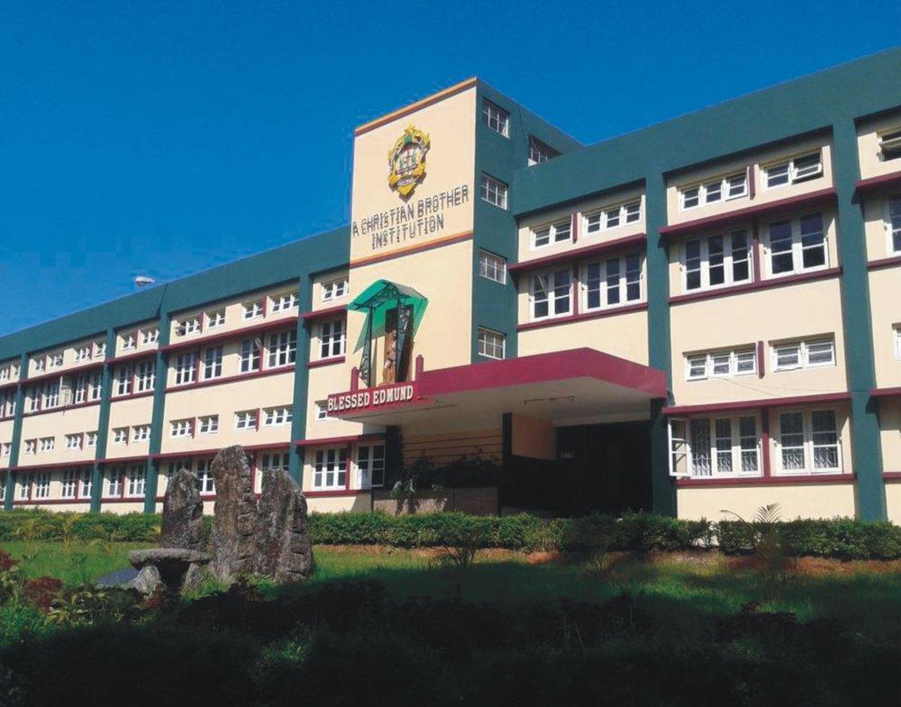 St Edmund's School, Shillong, Meghalaya