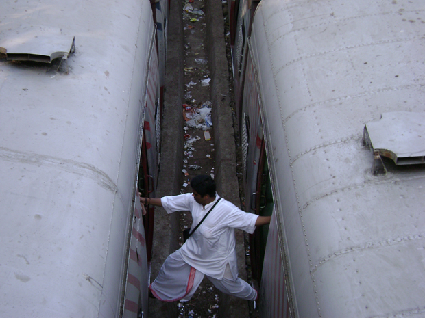 Foot Over Bridge, 2009 [cityinflux]