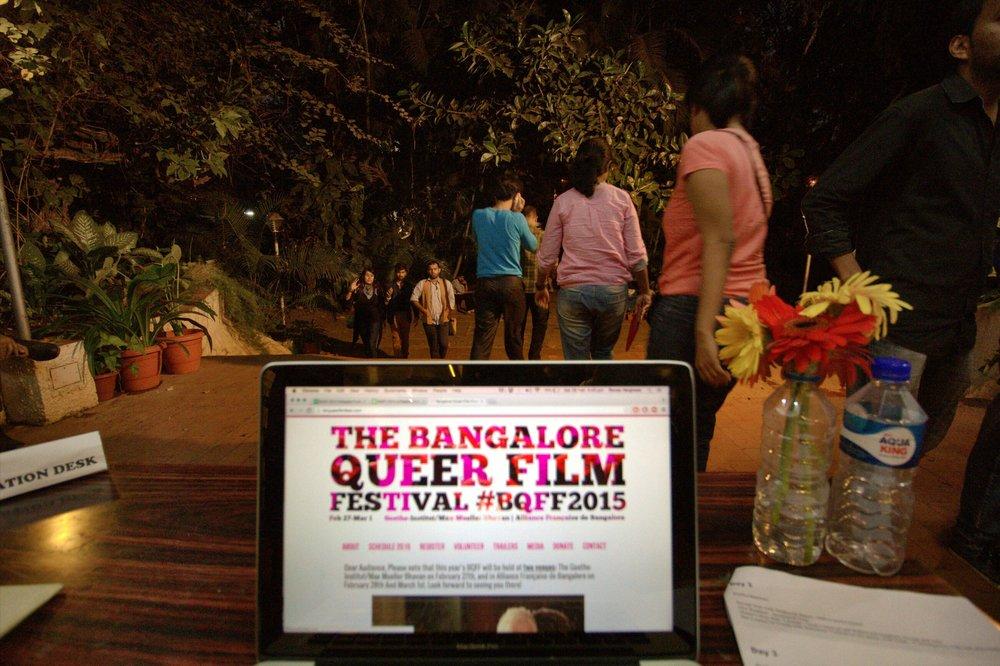 Bangalore Queer Film Festival, 2015
