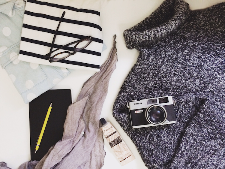 Packing for a winter getaway