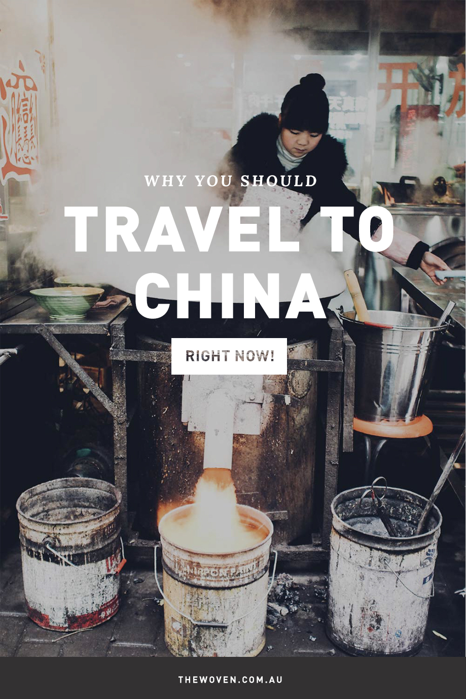 Why you should travel to China