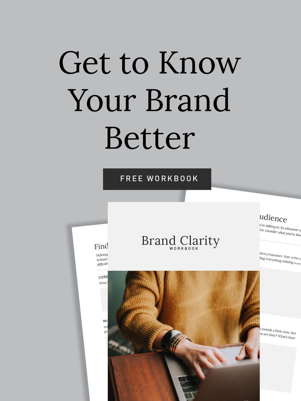 Gain brand clarity