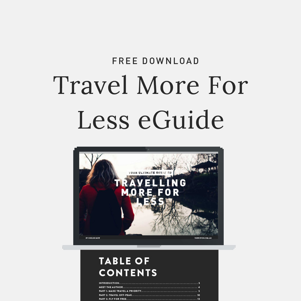 How to travel more for less