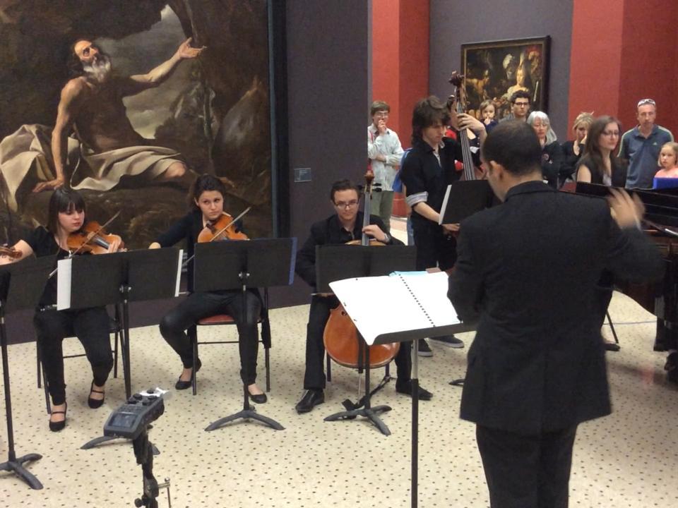Concert à Marseille au Palais Lanchamp