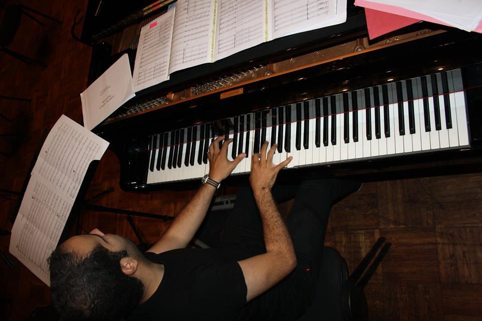 Répétition de la chorale Mélodica