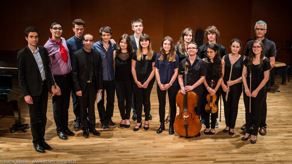 """Concert à Cabries, 2ème représentation de """"D'un Bord à l'Autre"""" 2015"""