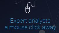 公司的专业人士和计算机能快速得提供分析报告