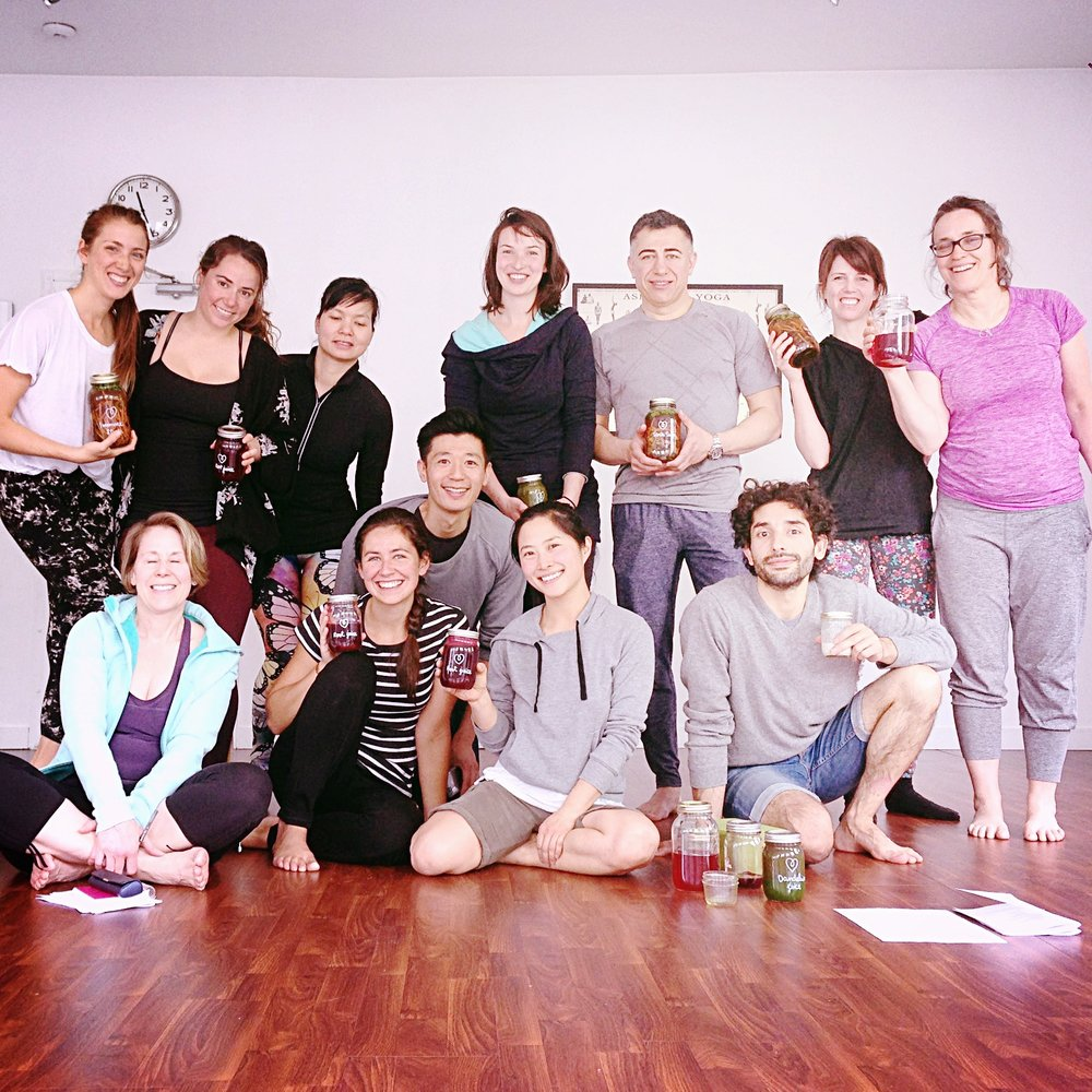 SPRING DETOX WORKSHOP, AT ASHTANGA YOGA VANCOUVER