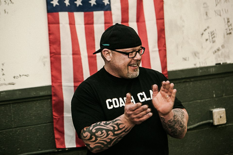 Clay Brandenburg: Coach, Mentor, Co-Owner of Detroit Barbell and Fitt Factory, record holding power lifter