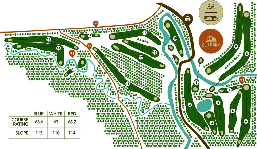 CLICK TO VIEW RIVERS BEND GOLF SCORECARD