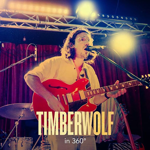 @timberwolfmusic covered the @childishgambino hit 'Redbone' when he toured with @limecordiale recently. Watch his sweet rendition in 360°. Link in bio.