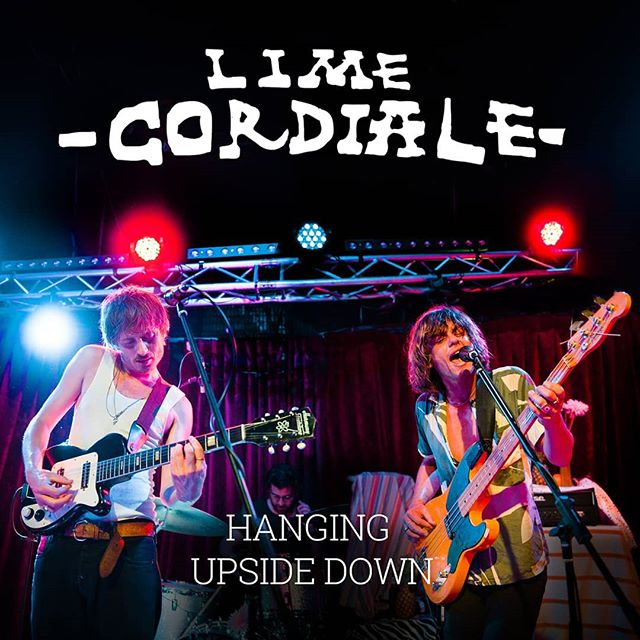 Watch @limecordiale perform their hit 'Hanging Upside Down' live in 360 at @thebrightsidebris Link in bio.