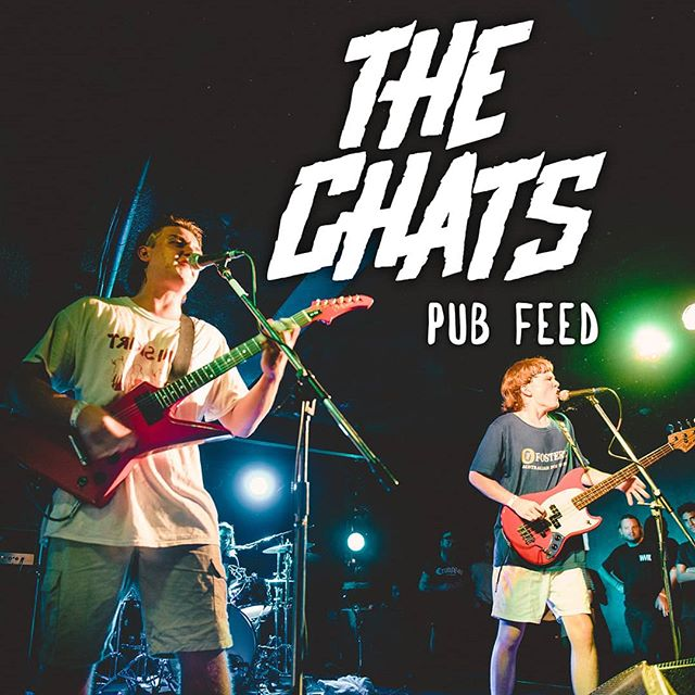 Who could go a Parmie and Chips after watching this? New song 'Pub Feed' from @thechatslovebeer in 360 at @crowbarbris Watch it now, link in bio.