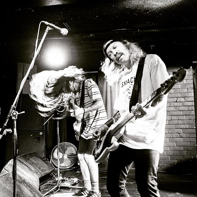 You have to see these guys live. Pic from when we filmed @thedeadlove in 360 at @crowbarbris