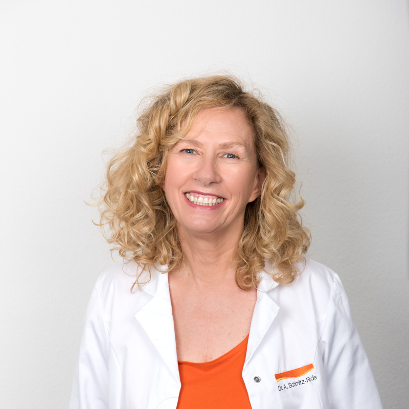 Dr. Andrea Schmitz-Rode, Fachärztin