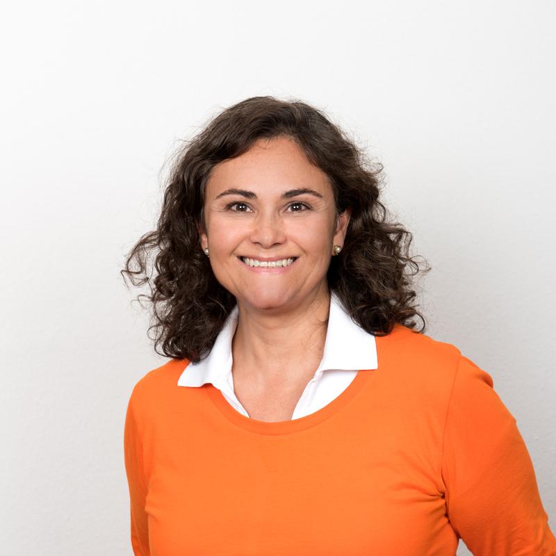 Carmen Gomez Montes, med. Fachangestellte