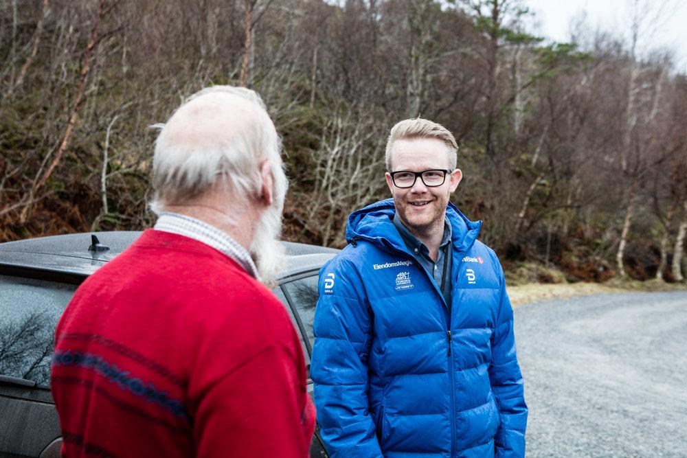 Et godt bad er viktig og riktig med tanke på verdien av huset, sier eiendomsmegler Alexander Hansen i Eiendomsmegler 1.
