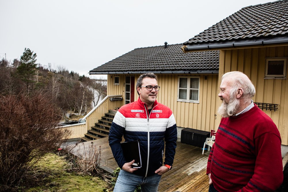 TidForRom er så mye mer enn et bad. Klikk på Eskil og se hvordan det gikk når meglerne og banken kom på premievisitas i Melandsjøveien 510.