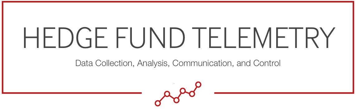 Hedge Fund Telemetry