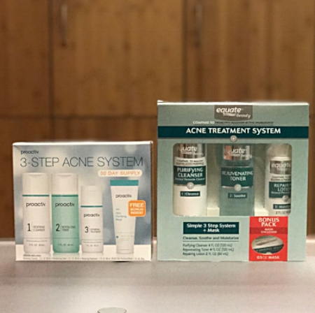 Proactiv Equate Beauty Acne System