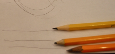 Top to Bottom: Ticonderoga, up & up, Pen + Gear
