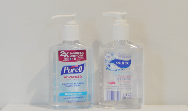 This Aldi-Brand Purell is a winter winner.