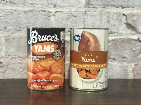 Are you hungry? Yes I yam.